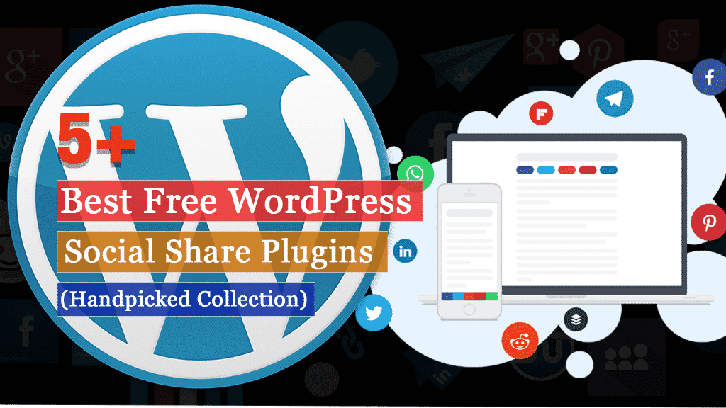 Best Free WordPress Social Share Plugins