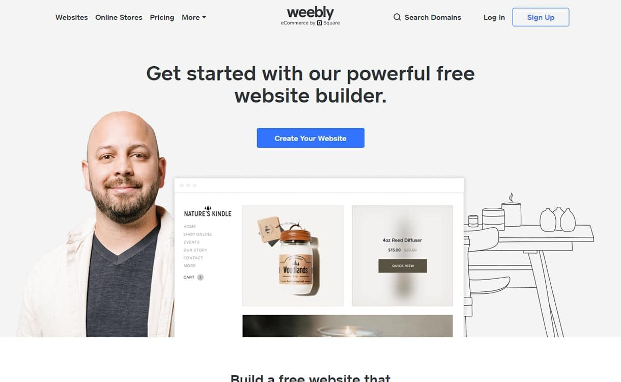 weebly-blogging-platform