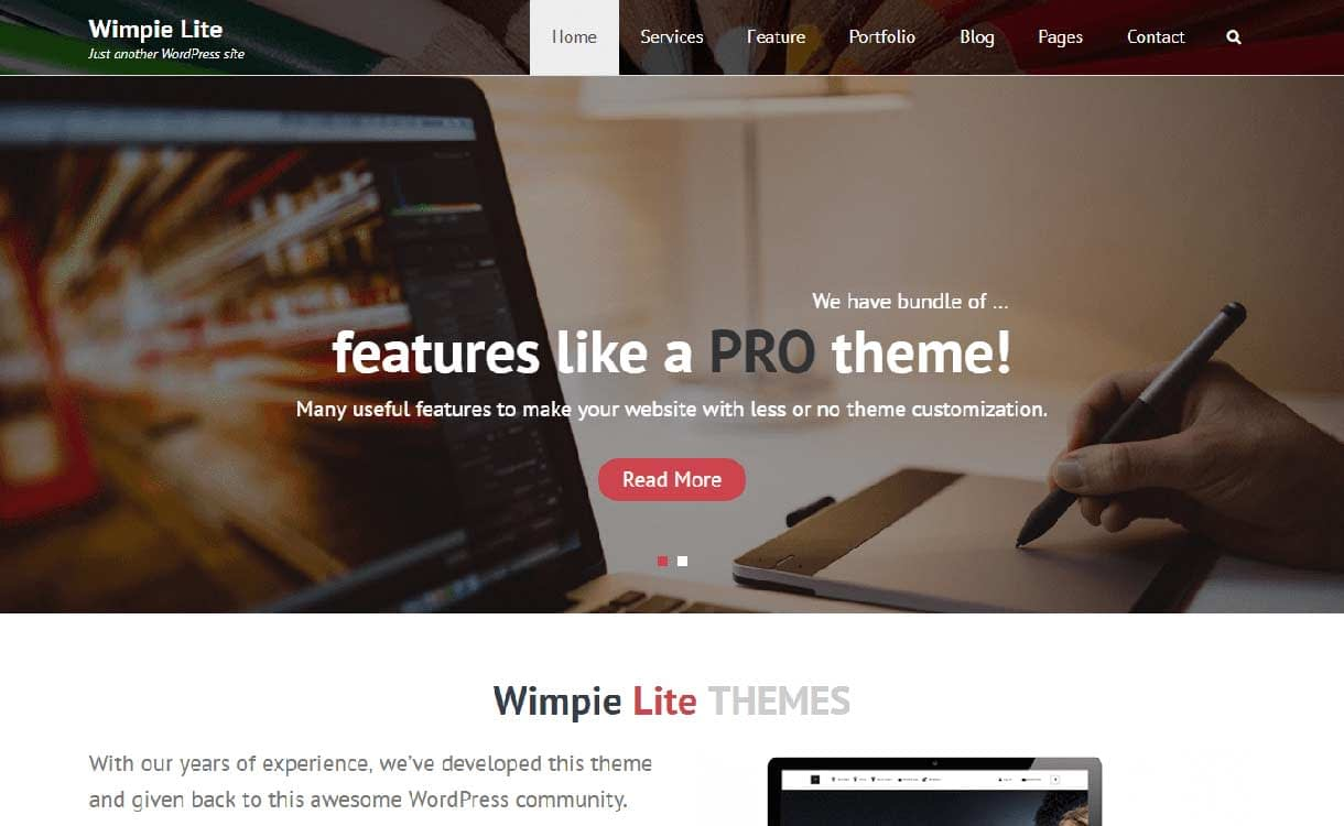 wimpie-lite-best-free-responsive-wordpress-theme