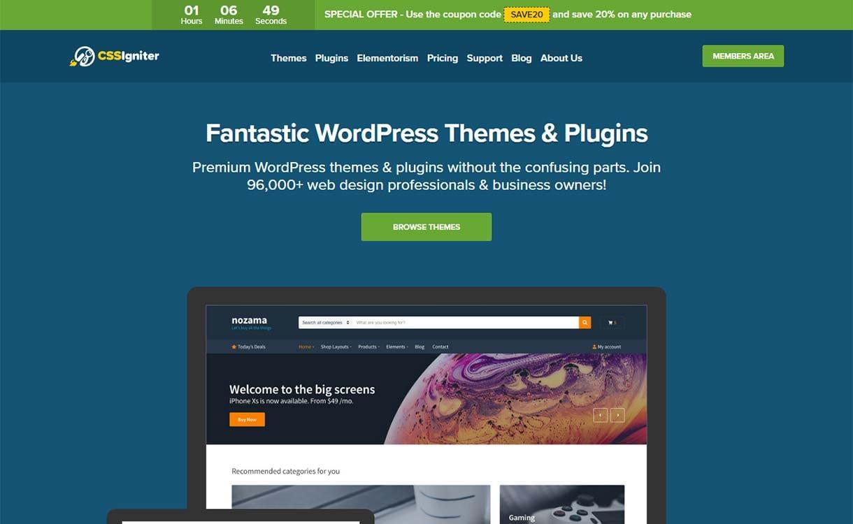 cssigniter-Premium-WordPress-Themes--Plugins