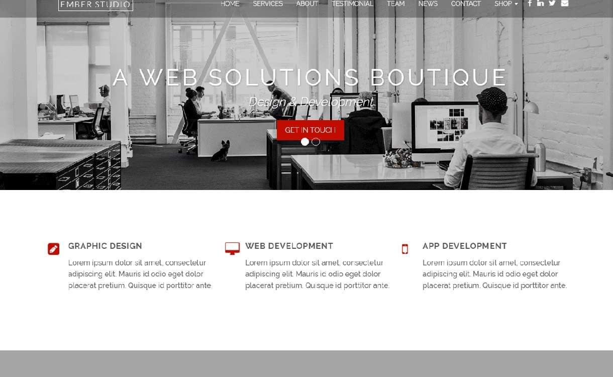 ember-best-free-responsive-wordpress-theme