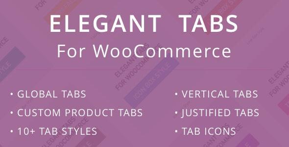 elegant-tabs-for-WooCommerce