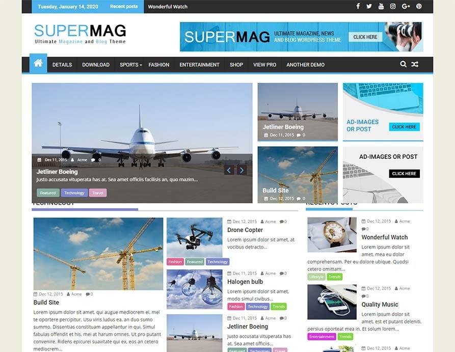 SuperMag-Ultimate-Magazine-Theme