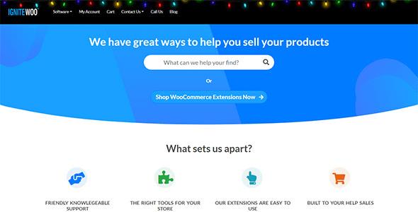 Ignite-WooCommerce