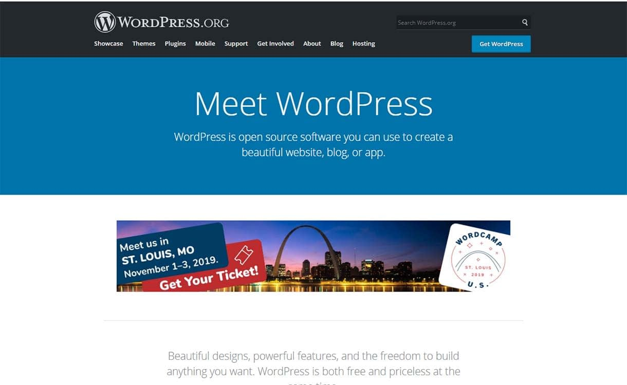 WordPress.org-blogging-platform
