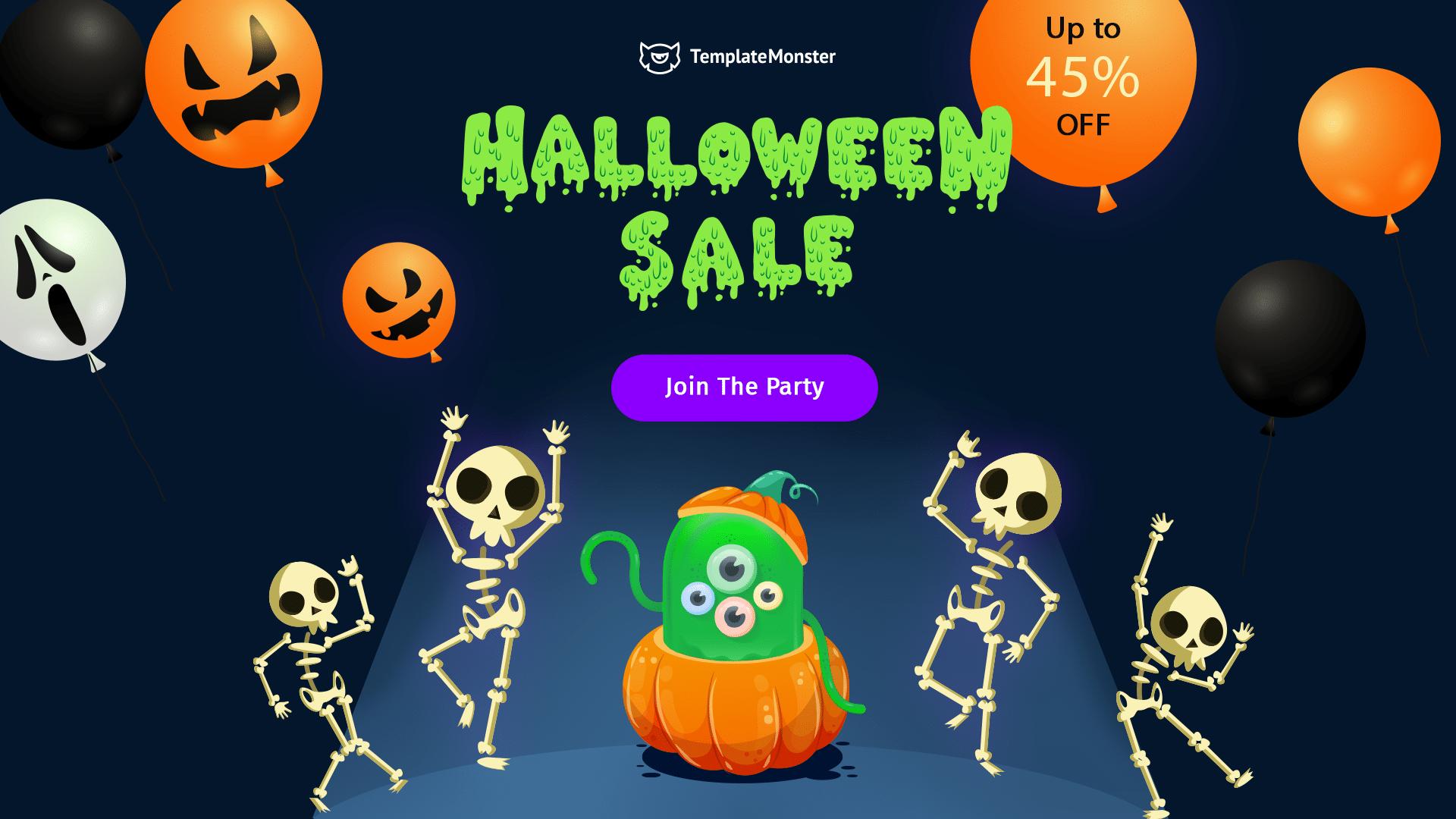 template-monster-halloween-deals