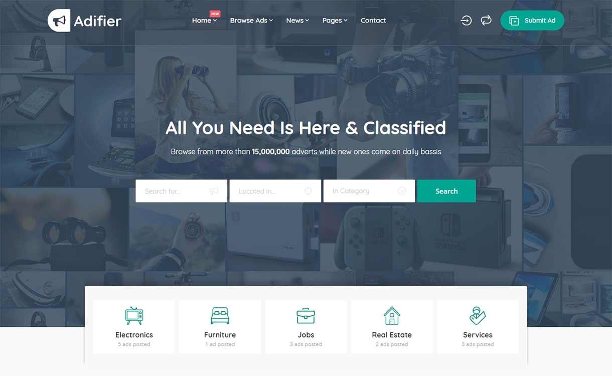 adifier-best-premium-classified-wordpress-theme
