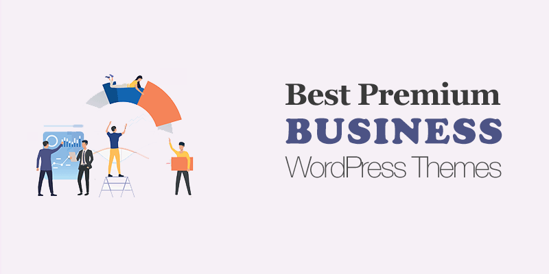35 Best Premium WordPress Business Themes for 2020
