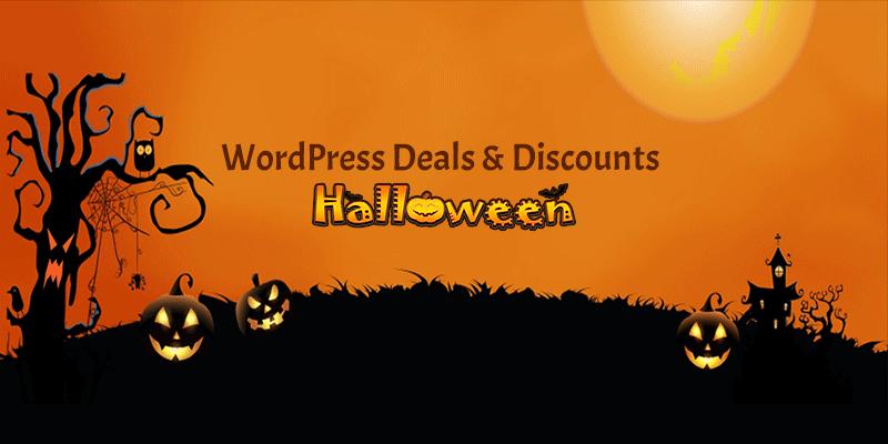 Best Halloween WordPress Deals and Discounts for 2019