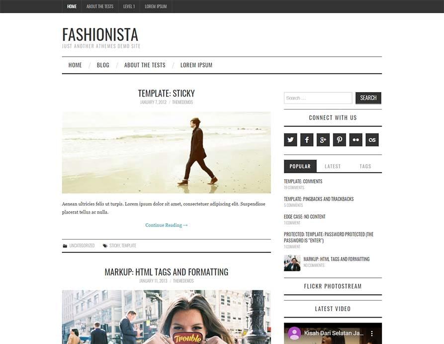 Fashionista-magazine-theme