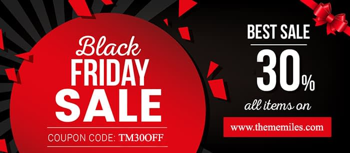 thememiles-blackfriday-sale