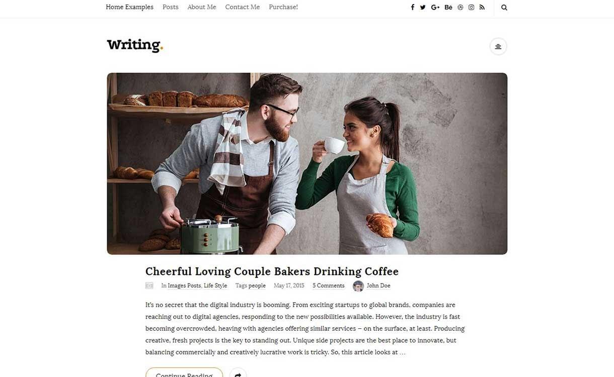 writing-blog-best-premium-wordpress-blog-themes
