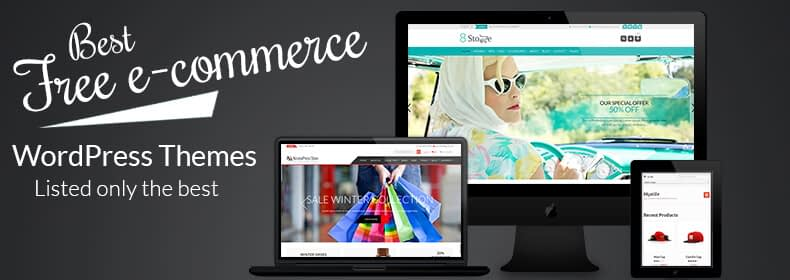 25+ Best Free eCommerce WordPress Themes 2021 (Updated)