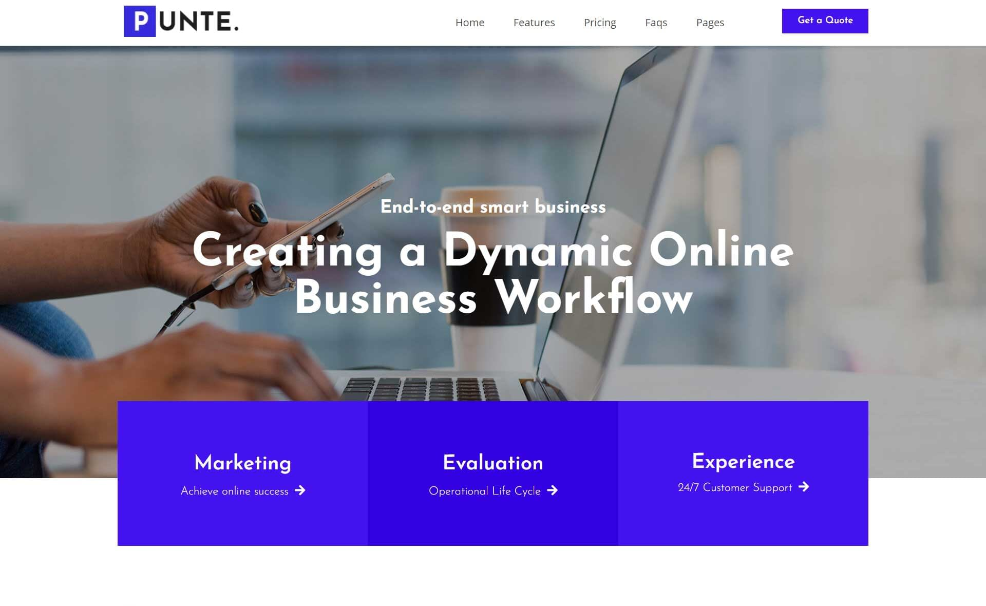 business-punte-demo