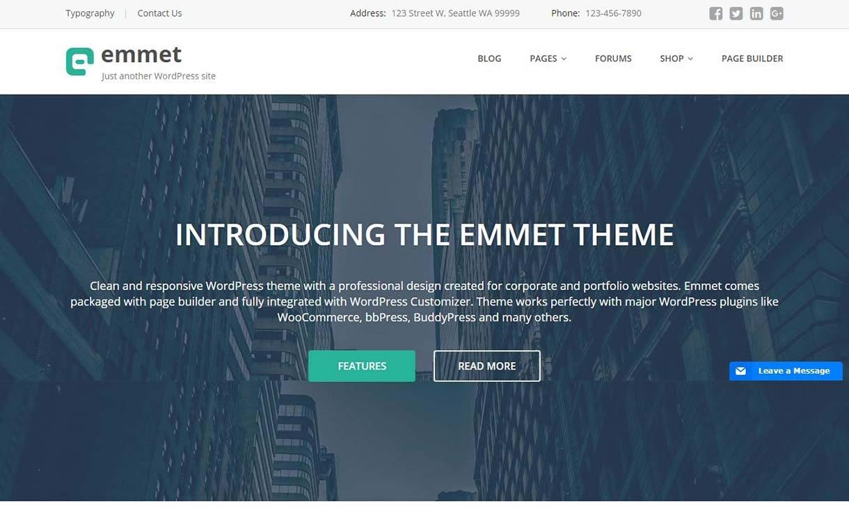 emmet-best-free-responsive-wordpress-themes
