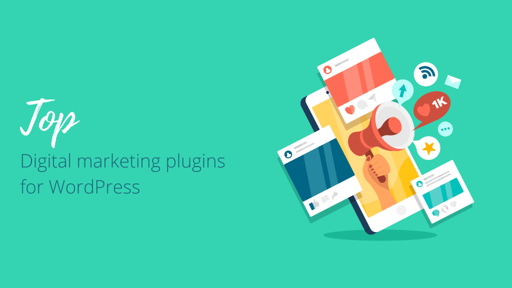 Top WordPress Digital Marketing Plugins