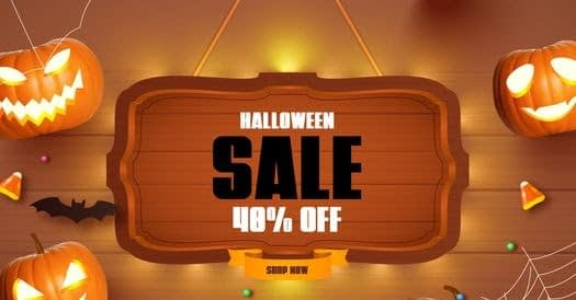 hash themes Halloween offers