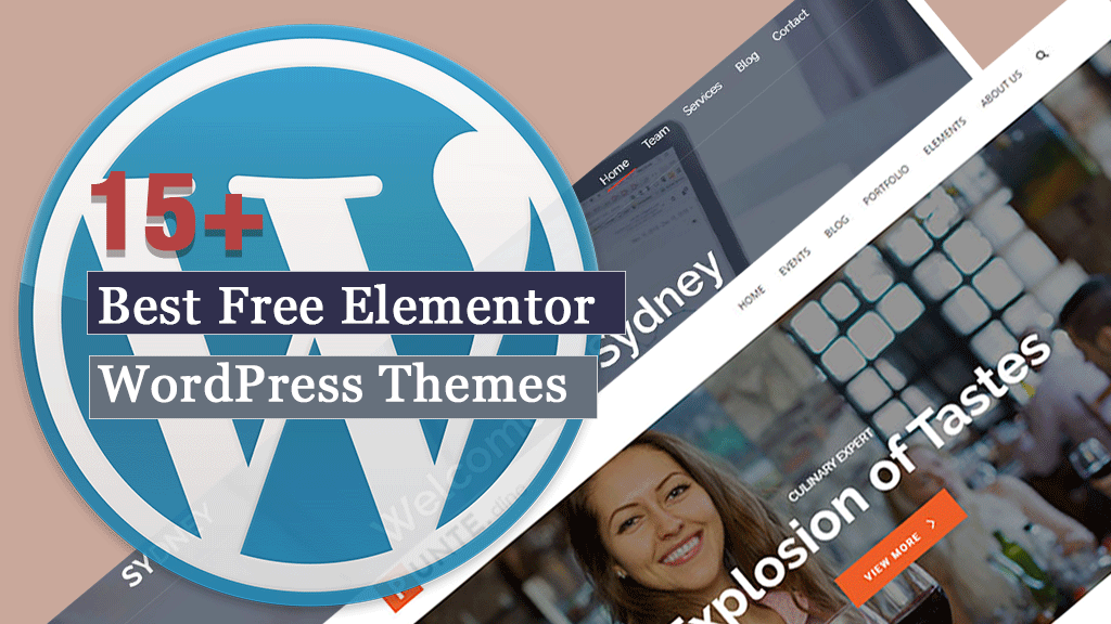 15+ Best Free Elementor WordPress Themes