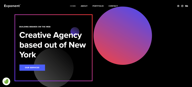 Exponent – Best Agency WordPress Theme