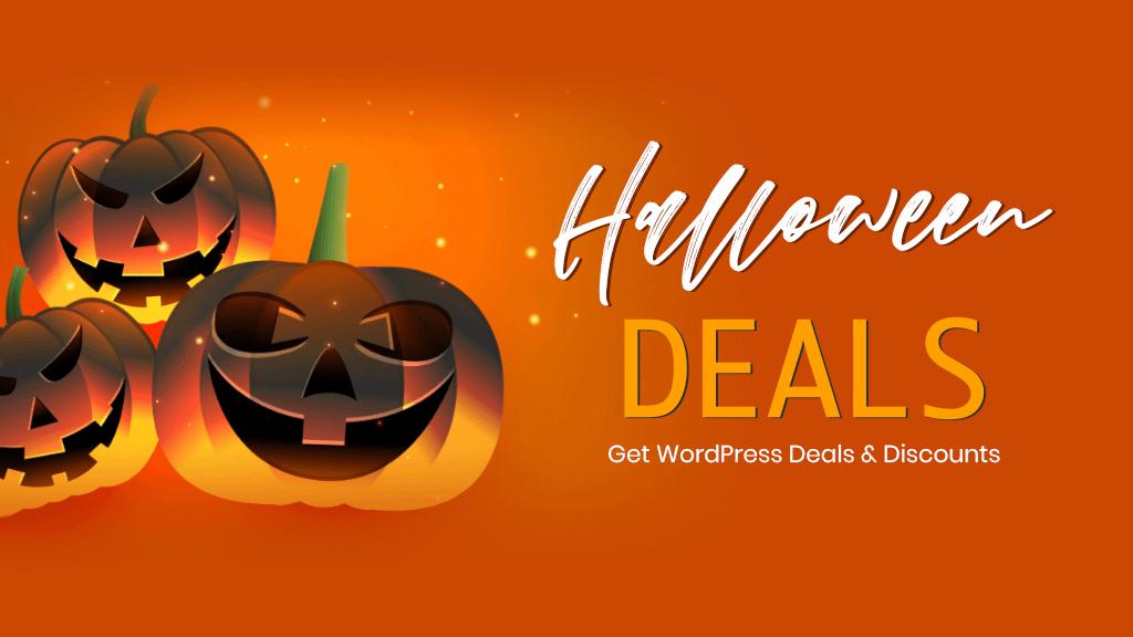 Best WordPress Deals and Discounts for Halloween 2020