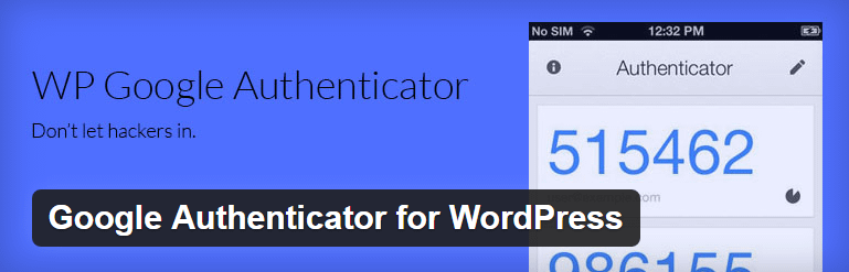 Google Authenticator for WordPress Plugin