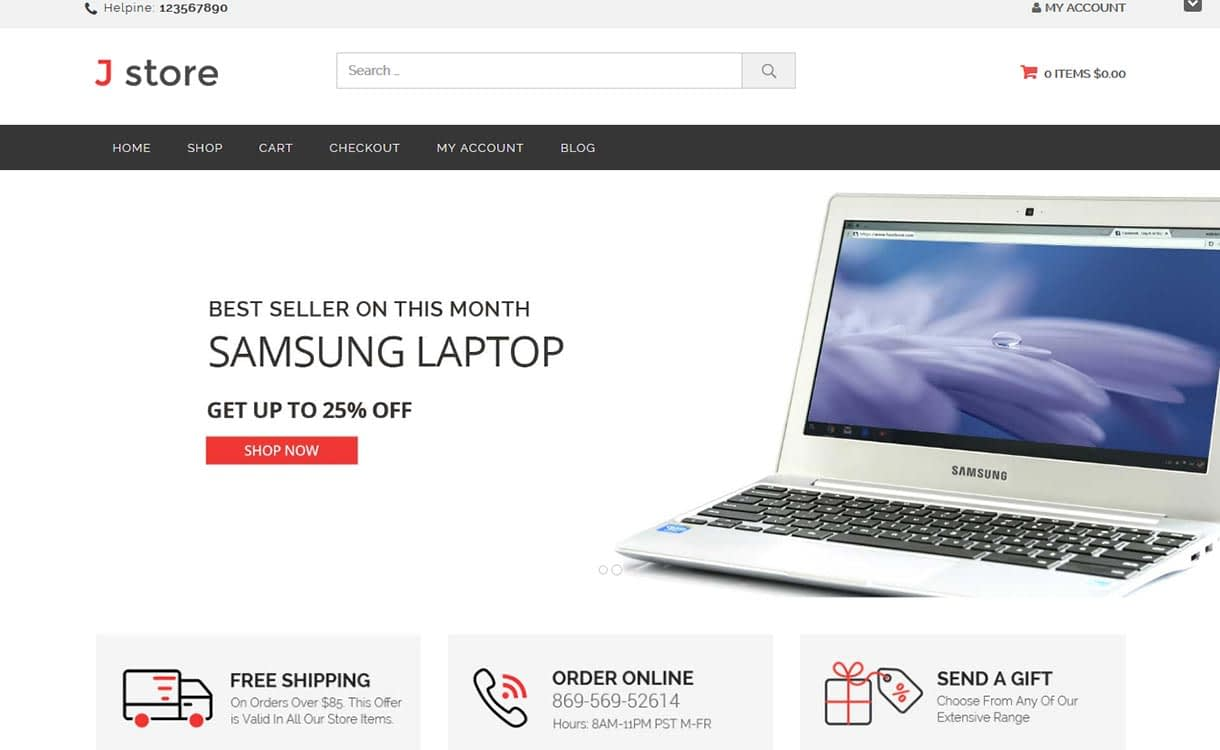 jstore-company-pro-best-free-mobile-app-wordpress-theme