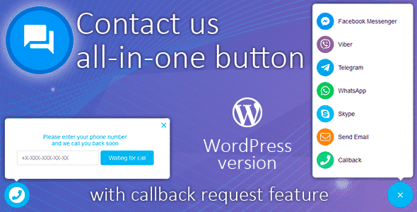 Best WordPress Plugin to Add Live Chat and Call Buttons – Call Us All-in-One Button