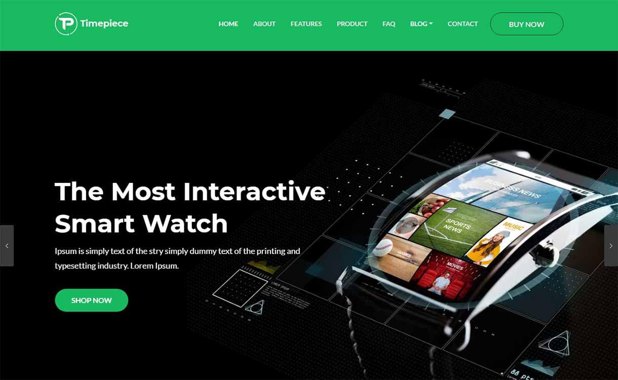 timepiece-best-premium-product-photography-wordpress-theme