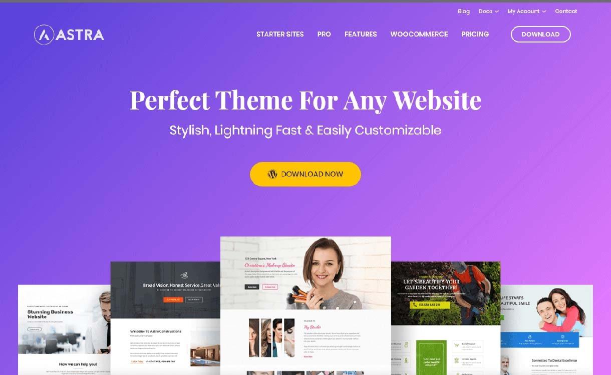 wp-astra-best-free-agency-wordpress-theme