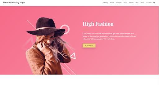 Divi - Best eCommerce WordPress Theme