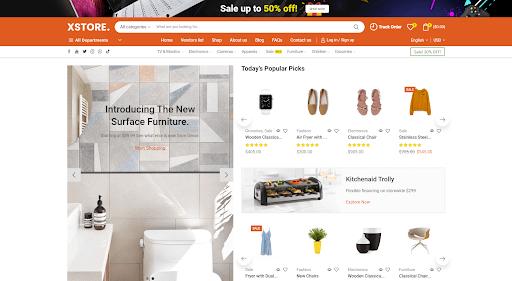 XStore - Best eCommerce WordPress Theme