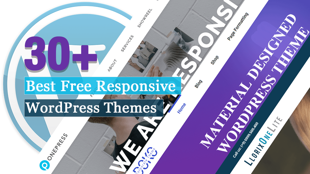 30+ Best Free Responsive WordPress Themes 2021