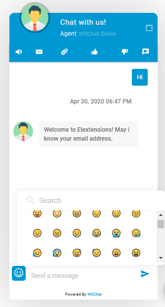 Chat Emojis