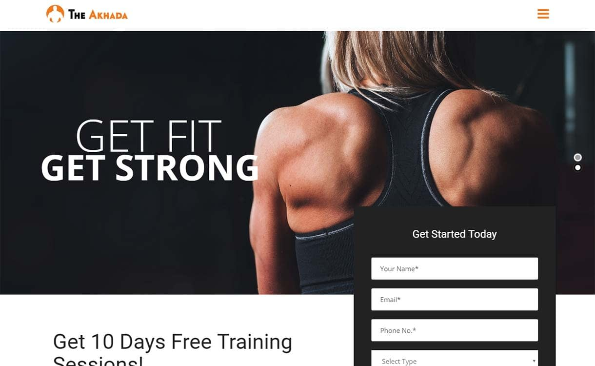 akhada-best-premium-fitness-wordpress-theme