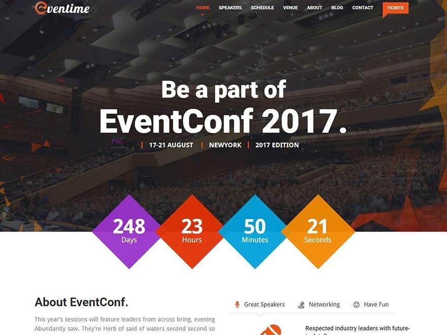 eventime-best-premium-event-wordpress-theme