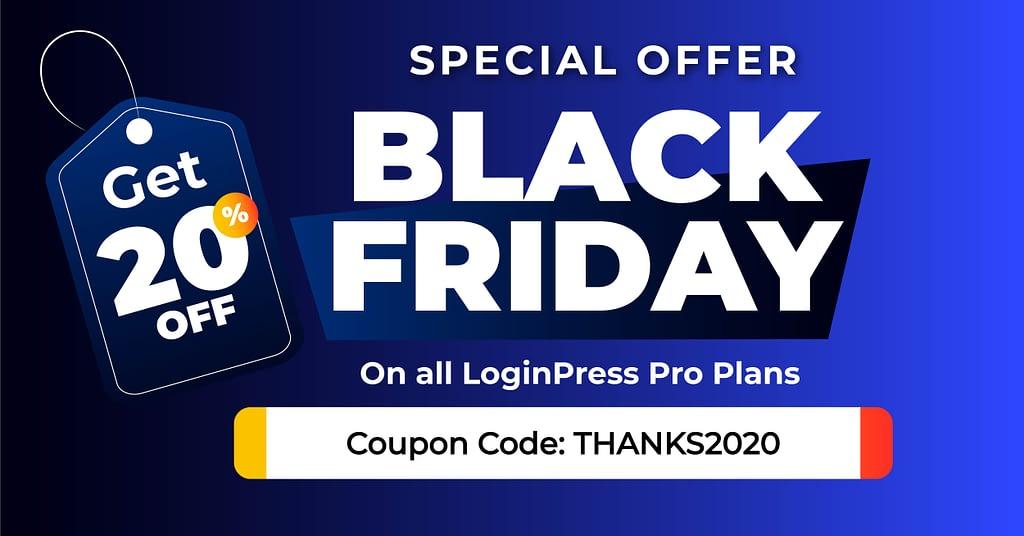 Black-friday-sale-LoginPress-2020