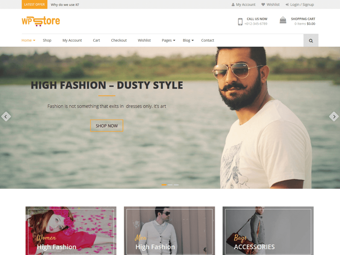 25 Best Free Ecommerce Wordpress Themes 2020 Updated