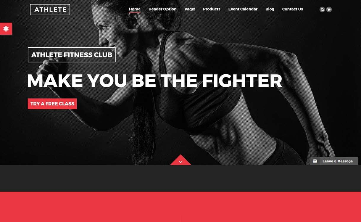 athlete-best-premium-fitness-wordpress-theme