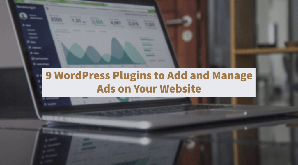 WordPress Plugins to Add and Manage Ads on Your Website
