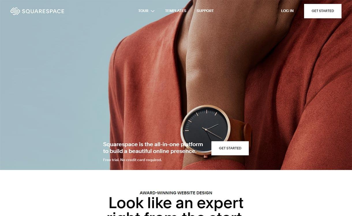 squarespace-blogging-site