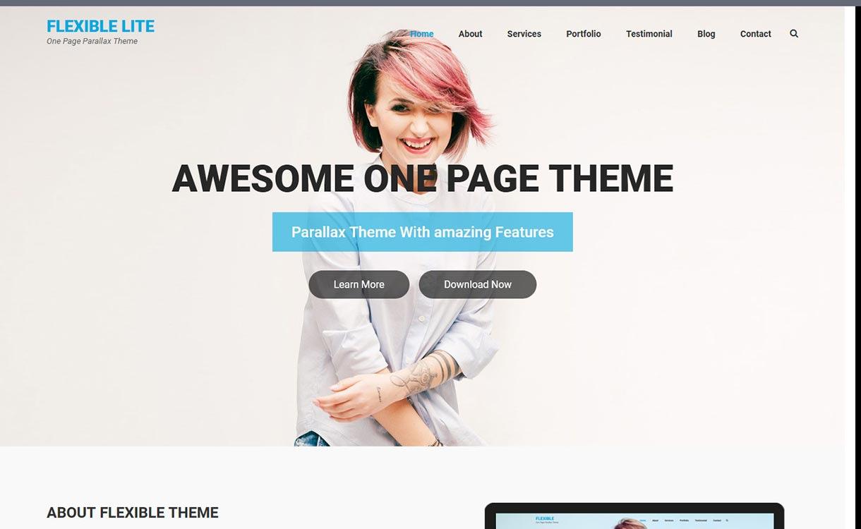 flexible-lite-free-multipurpose-wordpress-theme