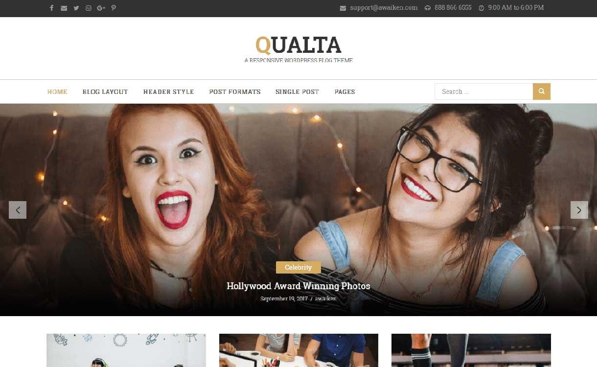qualta-best-premium-wordpress-blog-themes