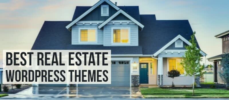 Top 10 Best Real Estate WordPress Themes 2021
