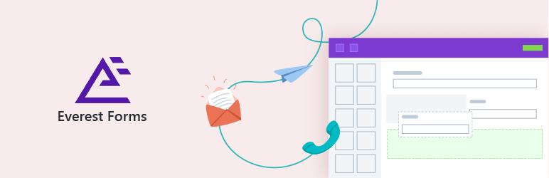 Everest Forms - Best WordPress Contact Form Plugin