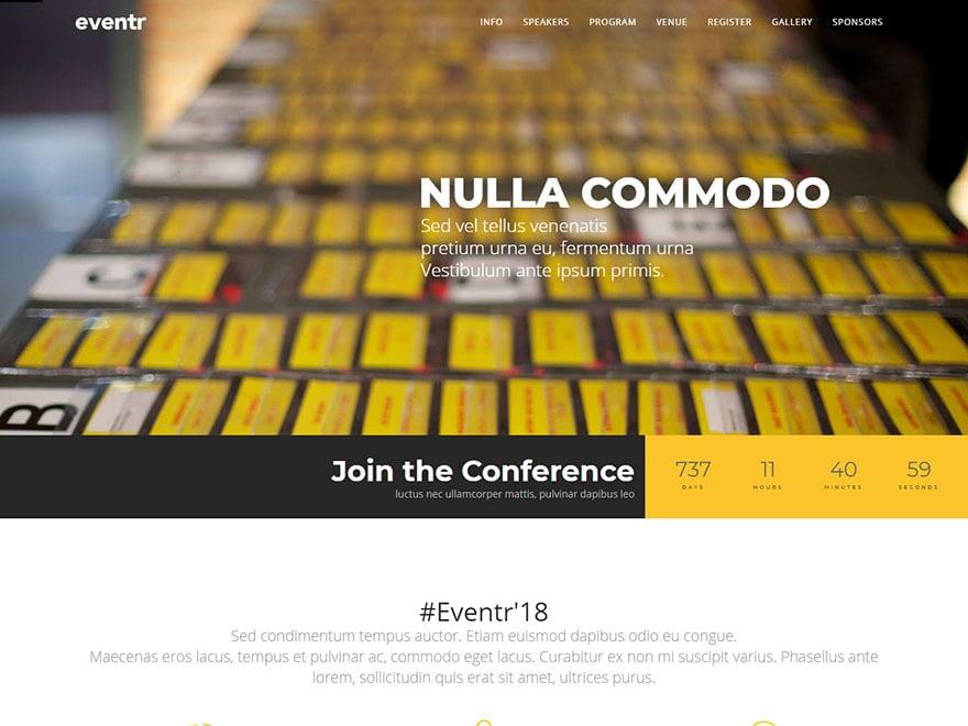 eventr-best-premium-event-wordpress-theme