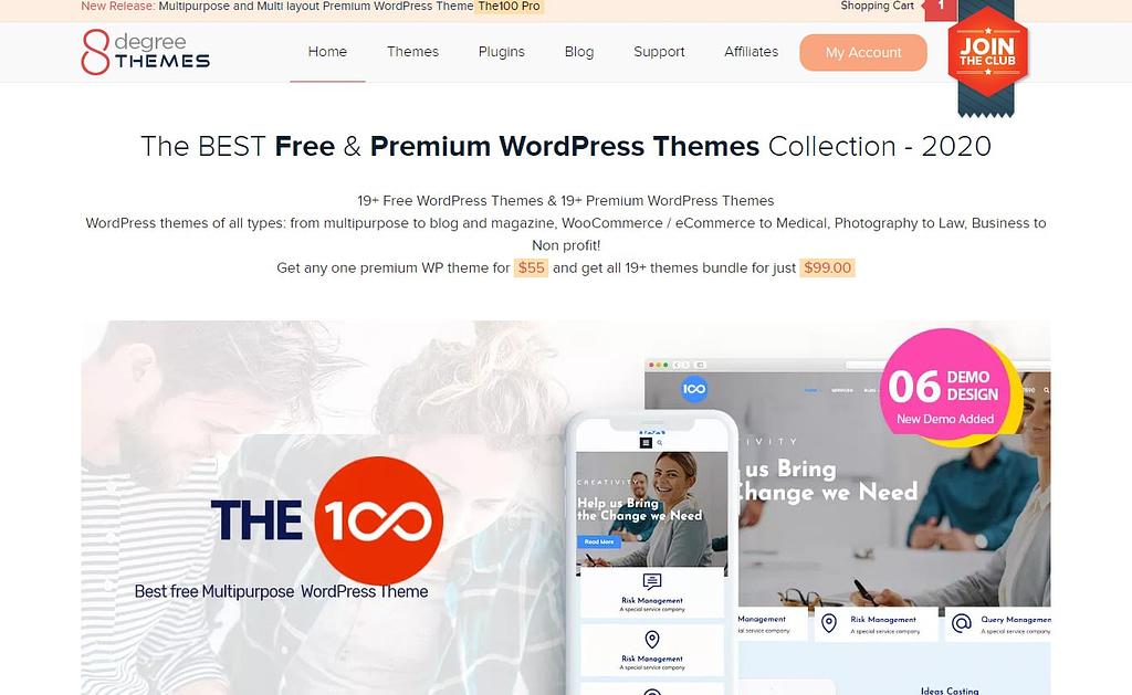 Best-Free-Premium-WordPress-Themes-Templates