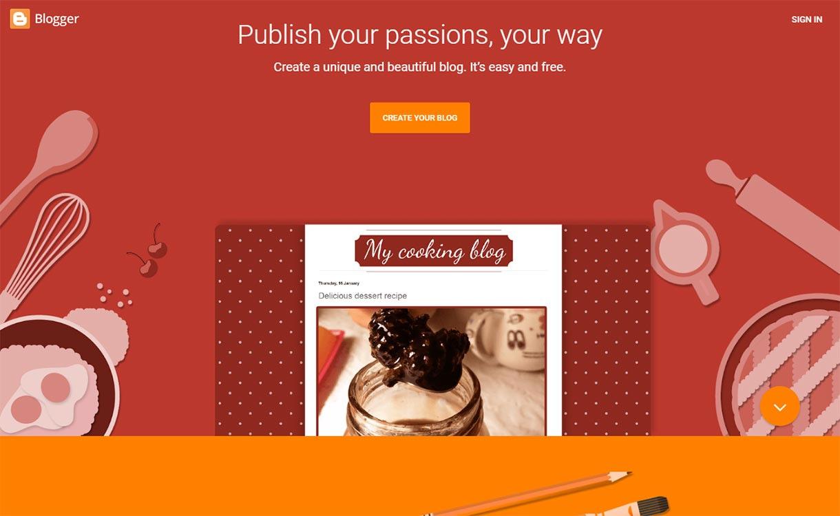 blogger-blogging-site