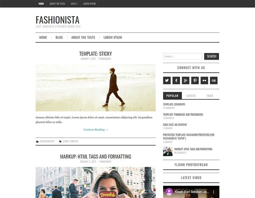 Fashionista-magazine-theme