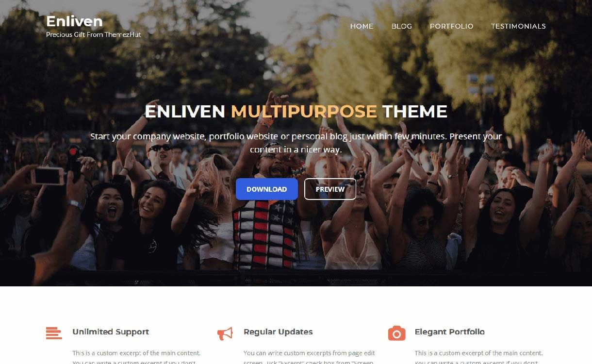 enliven-best-free-responsive-wordpress-theme
