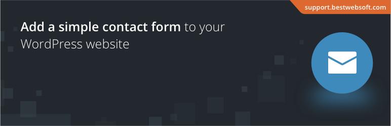 Contact Form - Best WordPress Contact Form Plugin
